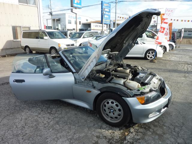 BMW BMW Z3ロードスター ベースグレード 純正アルミ ABS