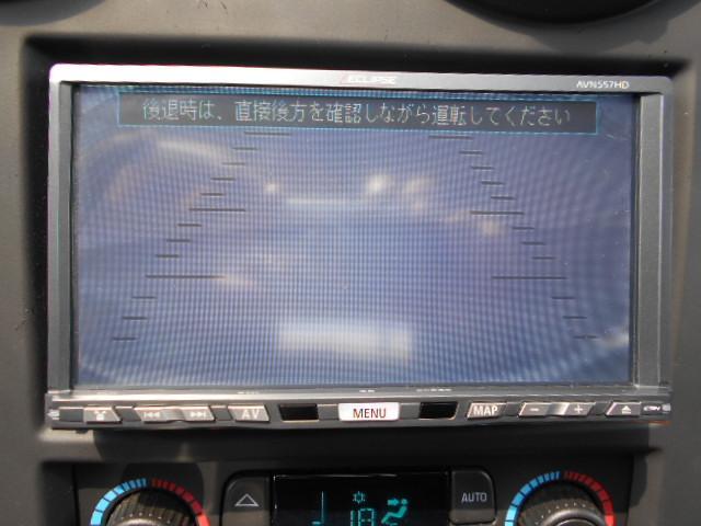 ラグジュアリーパッケージ 社外HDDナビ 社外24インチAW(9枚目)