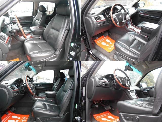 キャデラック キャデラック エスカレードEXT 社外24インチアルミ 社外HDDナビ