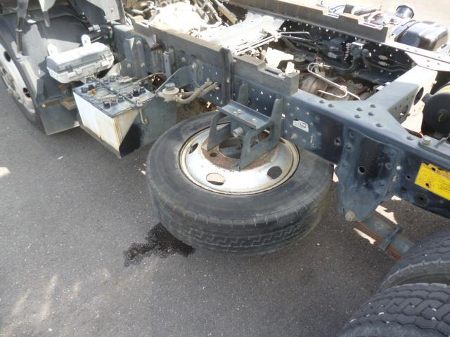 いすゞ エルフトラック フルフラットローダンプ 3t積載 車両総重量5,965k