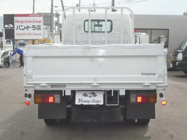 4.0D 平ボディ2トン積載 車両総重量4.435kg(3枚目)