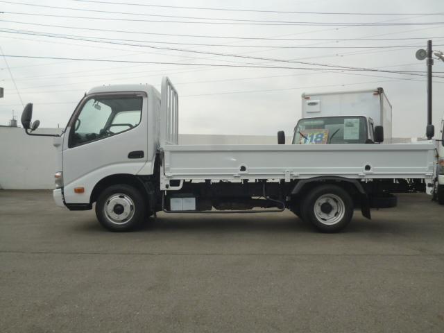 4.0D 平ボディ2トン積載 車両総重量4.435kg(5枚目)
