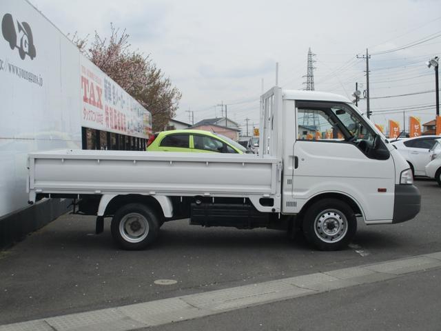 平ボディ 後輪Wタイヤ 1トン積載 ガソリン車(4枚目)