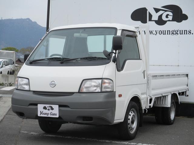 平ボディ 後輪Wタイヤ 1トン積載 ガソリン車(7枚目)