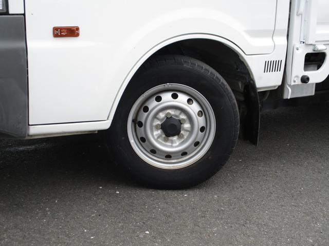 平ボディ 後輪Wタイヤ 1トン積載 ガソリン車(20枚目)