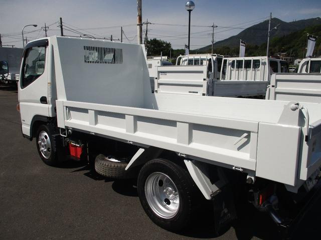 全低床ダンプ 最大積載量2000kg  車両総重量4925kg(6枚目)