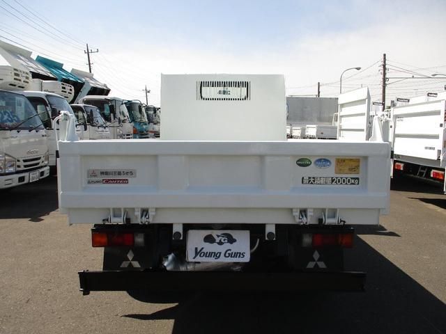 全低床ダンプ 最大積載量2000kg  車両総重量4925kg(8枚目)