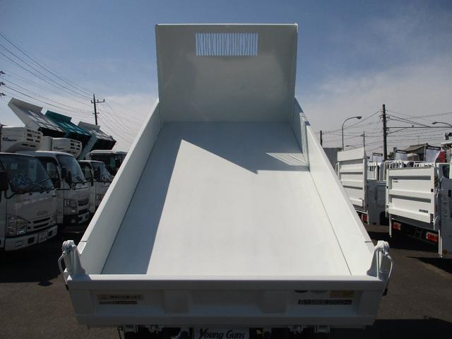 全低床ダンプ 最大積載量2000kg  車両総重量4925kg(10枚目)