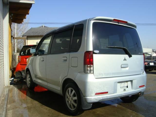 三菱 eKワゴン M+Xパッケージ 4WD キーレス 禁煙車