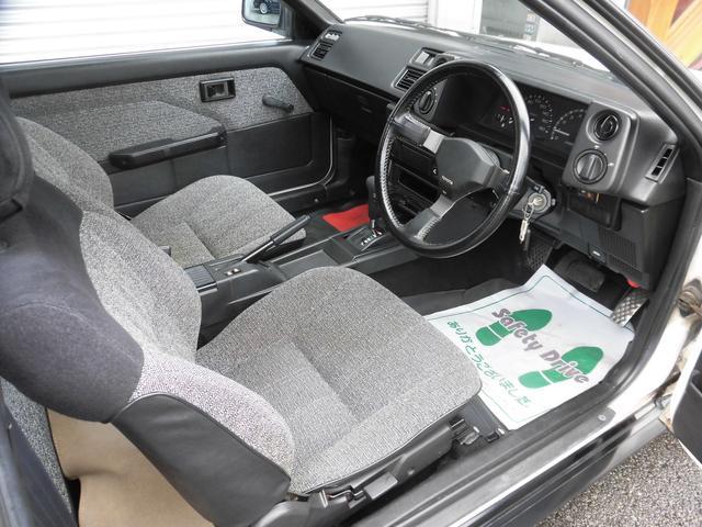 トヨタ カローラレビン GT 後期型