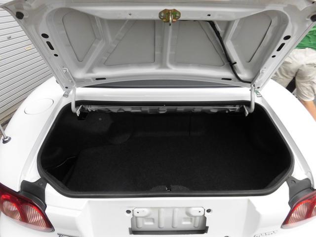 マツダ ロードスター S 6速 ワンオーナー 幌新品交換済