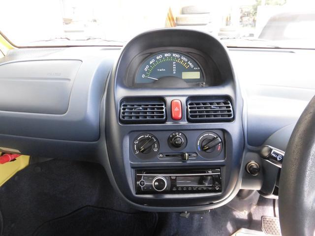 スズキ ツイン ガソリンB アルミ CD キーレス ETC