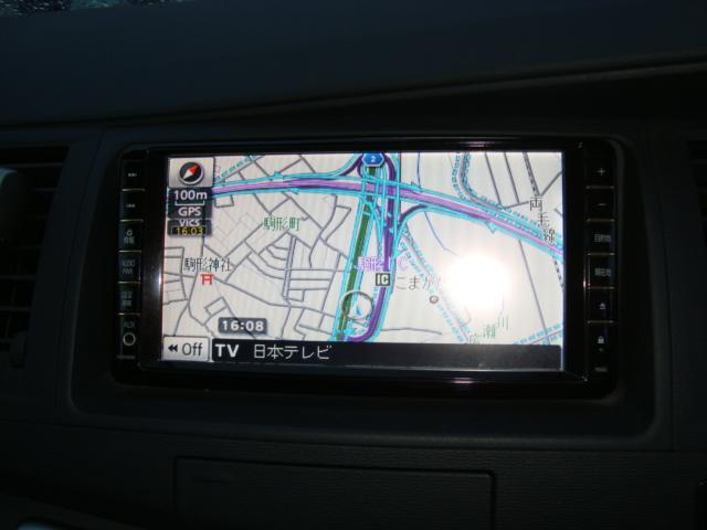 プラタナ HDD ナビーバックカメラ デジタル テレビ  ETC パワースライドドア スマートキー プッシュスタート HID ライト ABS 純正 アルミ(15枚目)