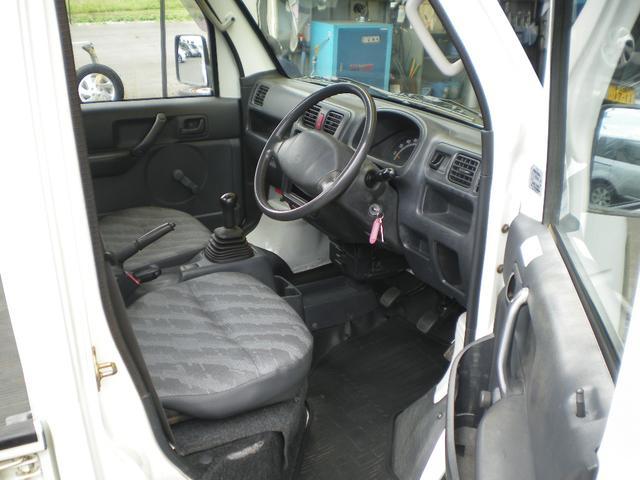 スズキ キャリイトラック 4WD 5速 KCパワステ