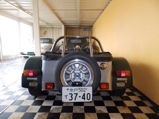 「ケータハム」「スーパー7」「オープンカー」「茨城県」の中古車2