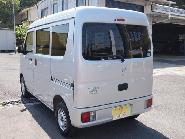 DX ワンオーナー 禁煙車 キーレス レベライザー 日産保証(7枚目)