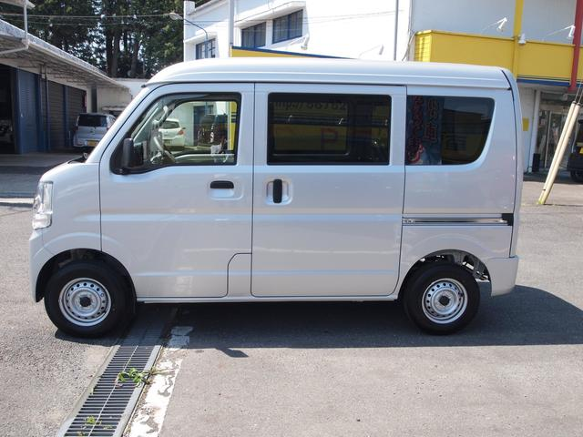 DX ワンオーナー 禁煙車 キーレス レベライザー 日産保証(9枚目)