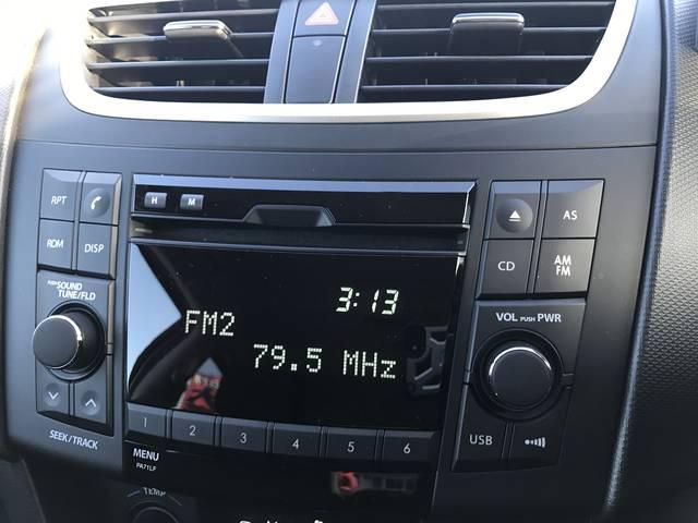 スズキ スイフト XG プッシュスタート スペアキー CDオーディオ