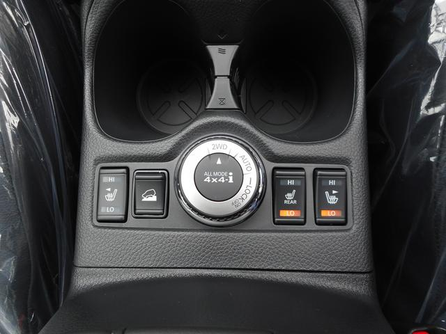 20Xi 4WDプロパイロット シートヒーター ルーフレール(12枚目)