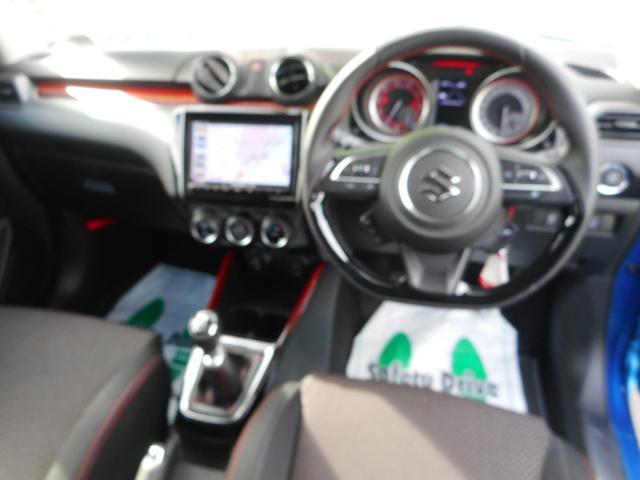 「スズキ」「スイフトスポーツ」「コンパクトカー」「群馬県」の中古車6