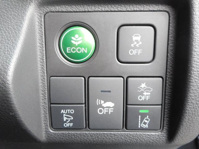 ホンダセンシング付き!衝突被害軽減ブレーキシステム・車線逸脱抑制・誤発進抑制装置・前走車に追従するACC(アダプティブクルーズコントロール)等は嬉しい装備ですね!