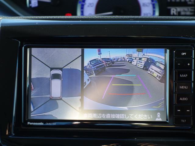 ハイブリッドMV 全方位モニター フルセグ純正SDナビ ETC 両側電動スライドドア DCBS LEDヘッドライト クルーズコントオール ワンオーナー車 タイヤ4本新品 キーフリー(9枚目)