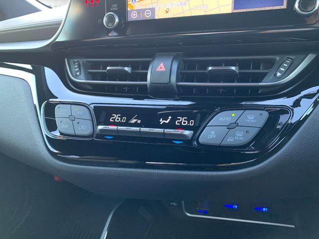 G-T 純正8インチディスプレイオーディオ ナビTV付 全方位カメラ インテリジェントクリアランスソナー ETC2.0 ハーフレザーシート LED セーフティセンス ACC レーンキープ 18インチAW(10枚目)