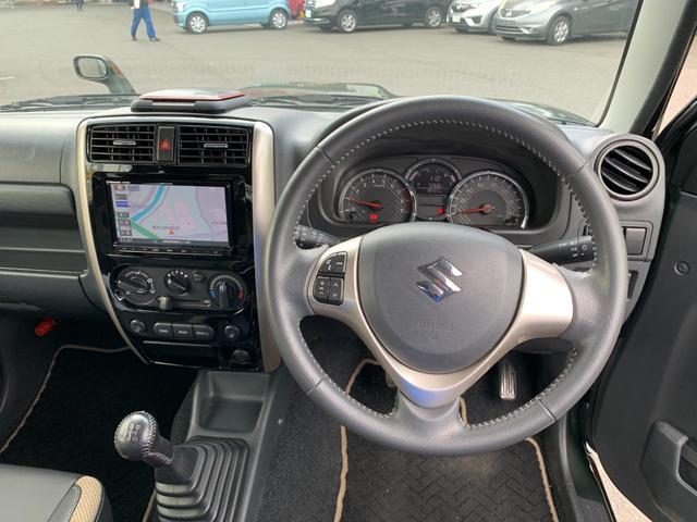 ランドベンチャー 5MT 4WD ナビフルセグTV バックサイドモニター ドラレコ ワンオーナー 2インチリフトアップ 社外リーディングアーム 社外ラテラルロッド マッドタイヤ 車検R5年1月 マット バイザー(21枚目)