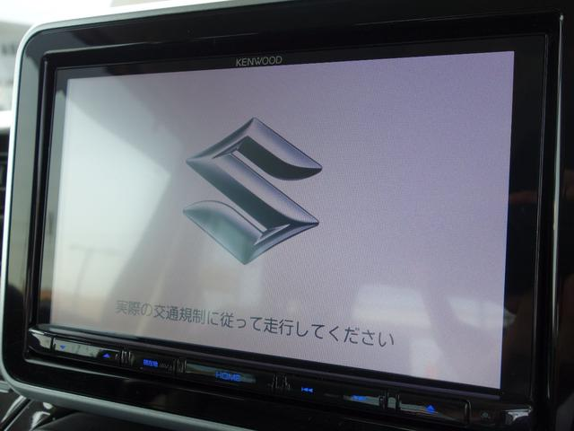 ハイブリッドXS 純正8インチフルセグナビTV 両側電動スライドドア バックカメラ スズキセーフティサポート LEDヘッドライト 純正前方ドライブレコーダー ビルトインETC ハーフレザー調シート 車検R5年2月(8枚目)