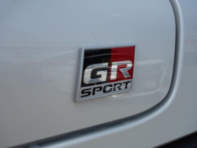 S GRスポーツ 8インチディスプレイ ナビフルセグTV バックカメラ オプション19インチアルミ BSM付 シートヒーター付 LEDライト フォグ ワンオーナー 新車保証継承付 ACC セーフティセンス(36枚目)