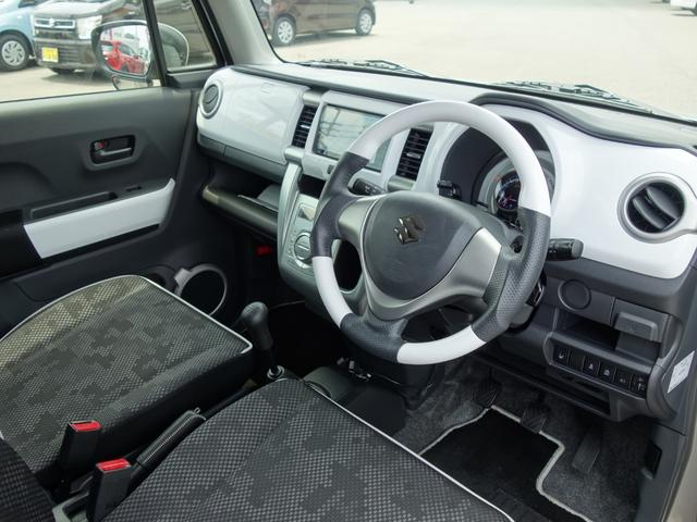 G 5MT リフトアップ MLJ14インチアルミ グラントレックタイヤ レアルステアリング LEDライト SDナビ フルセグTV シートヒーター 前後ドラレコ 車検整備付 ワンオーナー OP色(7枚目)