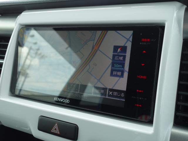 G 5MT リフトアップ MLJ14インチアルミ グラントレックタイヤ レアルステアリング LEDライト SDナビ フルセグTV シートヒーター 前後ドラレコ 車検整備付 ワンオーナー OP色(8枚目)