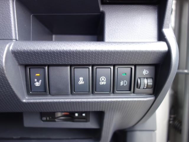 G 5MT リフトアップ MLJ14インチアルミ グラントレックタイヤ レアルステアリング LEDライト SDナビ フルセグTV シートヒーター 前後ドラレコ 車検整備付 ワンオーナー OP色(11枚目)