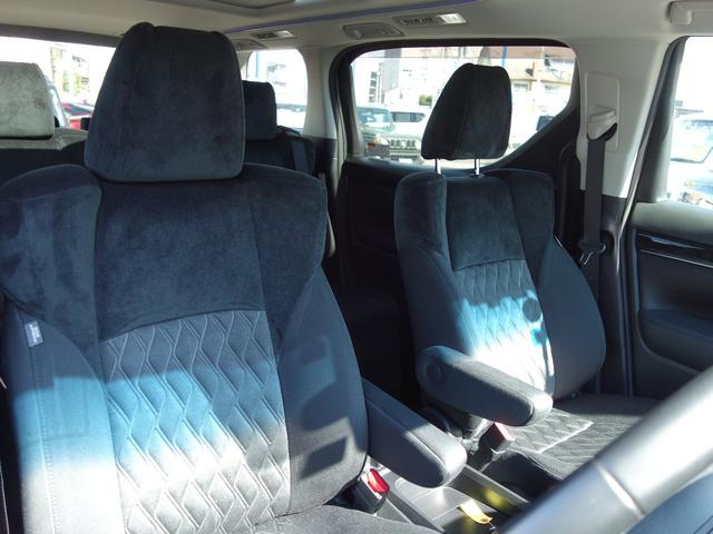 2.5Z ワンオーナー 車検整備付 ツインムーンルーフ OPカラー トヨタセーフティセンス 純正10.5インチフルセグナビTV バックカメラ 両側電動スライドドア 純正ETC2.0 7人乗り(16枚目)