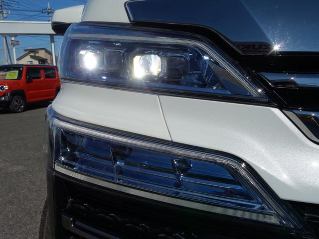 2.5Z ワンオーナー 車検整備付 ツインムーンルーフ OPカラー トヨタセーフティセンス 純正10.5インチフルセグナビTV バックカメラ 両側電動スライドドア 純正ETC2.0 7人乗り(51枚目)