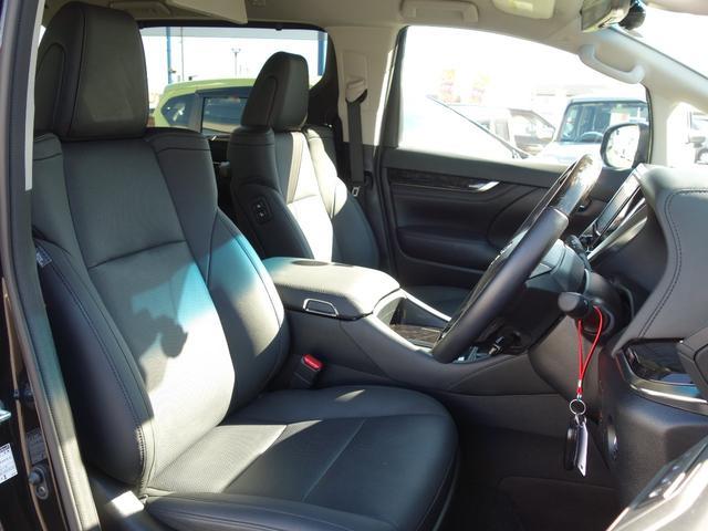 2.5S Cパッケージ 新車保証継承付 9インチTコネクトナビ付ディスプレイオーディオ フルセグTV 12.1インチリアモニター バックカメラ 合皮シート 3眼LEDライト 純正18インチAW 両側電動スライドドア(16枚目)