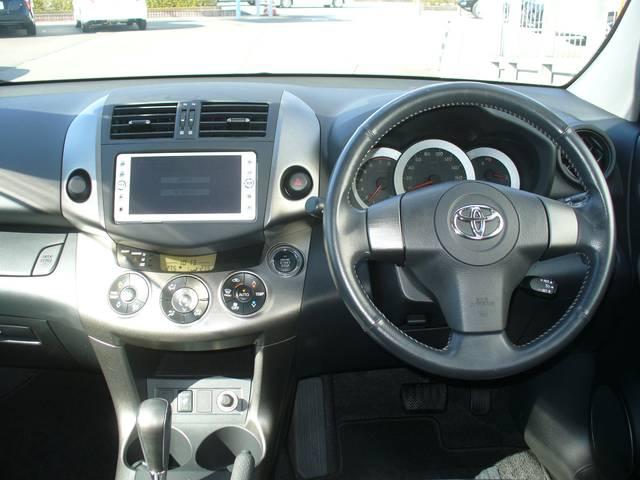 トヨタ RAV4 スタイル 4WD SDナビ バックモニター スマートキー