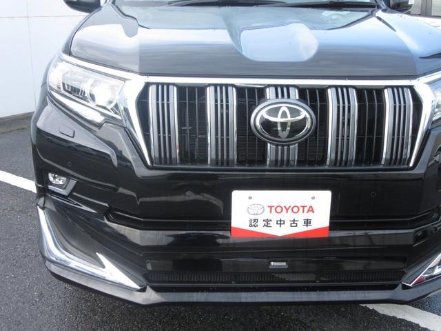 「トヨタ」「ランドクルーザープラド」「SUV・クロカン」「群馬県」の中古車46