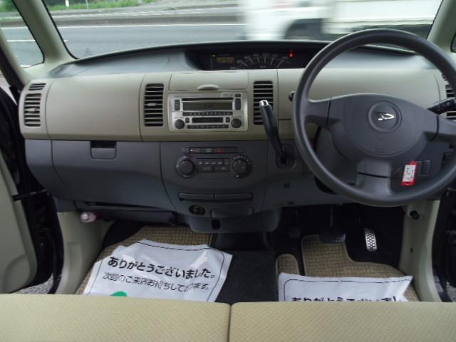 ダイハツ タント X キーレス ルームクリーニング済 グー鑑定車