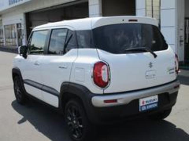 HYBRID MZ 衝突軽減ブレーキ 4WD ターボ 試乗車(8枚目)
