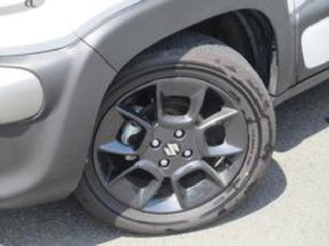 HYBRID MZ 衝突軽減ブレーキ 4WD ターボ 試乗車(9枚目)
