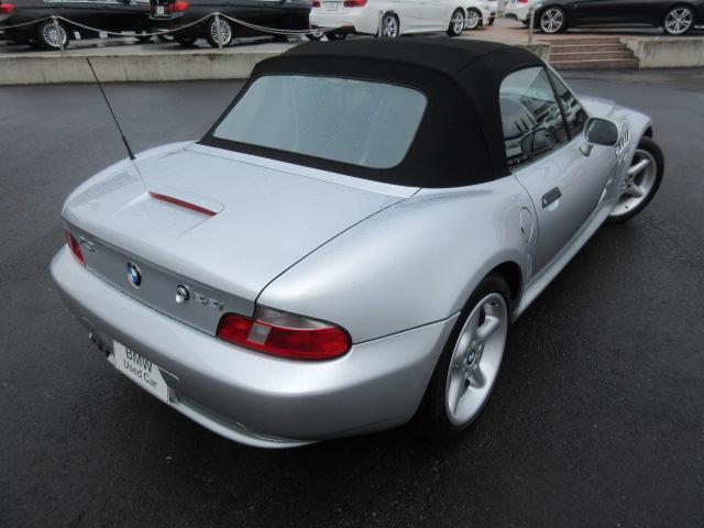 BMW BMW Z3ロードスター 2.2i レザーPKG ブラックレザーシートヒーター 後期型
