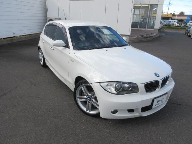 BMW BMW 130i Mスポーツ 茶革 後期MUSICコレクション付ナビ