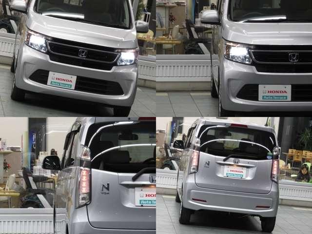 G・ターボパッケージ ナビ・リヤカメラ・衝突軽減ブレーキ・E(9枚目)