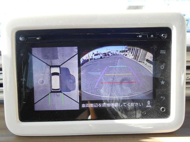 スズキ アルトラパン X レーダーブレーキサポート 全方位モニターSDナビETC