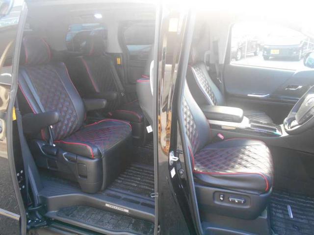 トヨタ ヴェルファイアハイブリッド ZR 7ニン 4WD 両側電動スライドHDDナビ電動シート