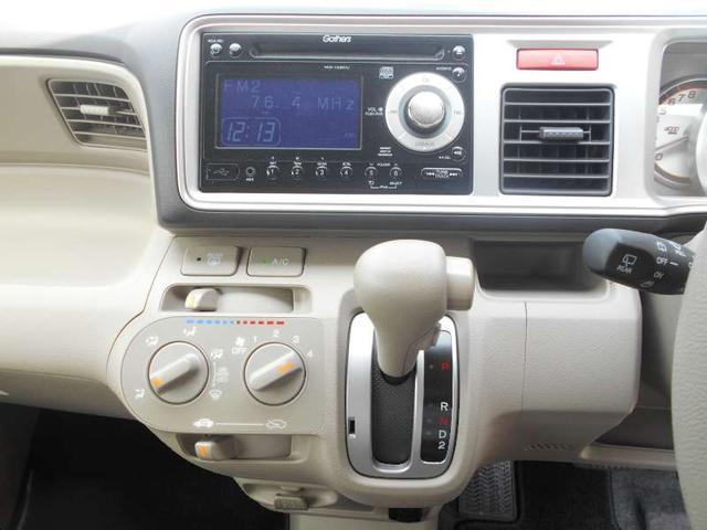 ホンダ ライフ G 2WD CD キーレス 電格ミラー 保証書
