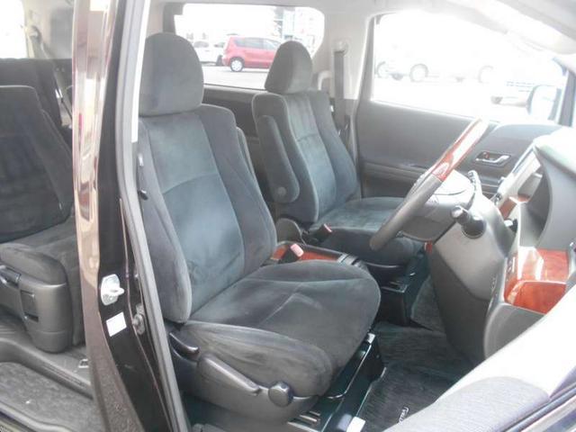 トヨタ ヴェルファイア 2.4Z プラチナセレクション2 両側電動スライド後席モニタ