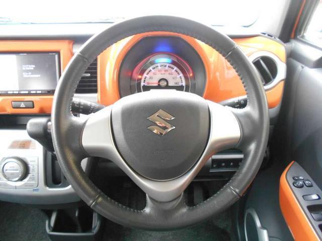スズキ ハスラー Xターボ 2トーンルーフ レーダーブレーキ SDナビ ETC