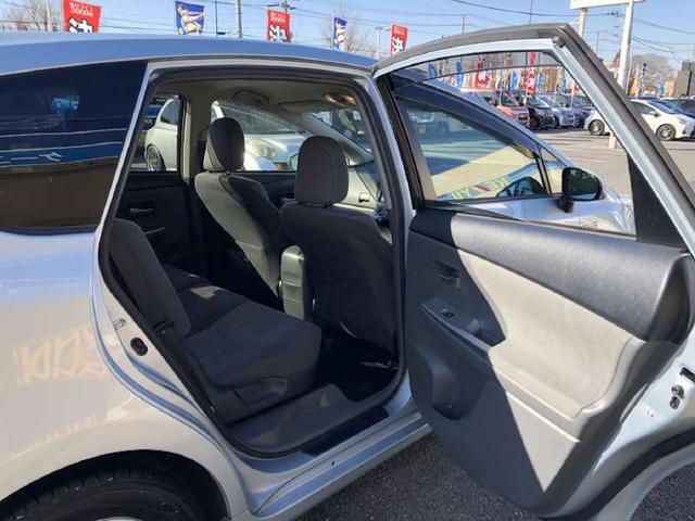 トヨタ プリウスアルファ Gグレード クルコン 革巻ハンドル 12セグ LEDライト